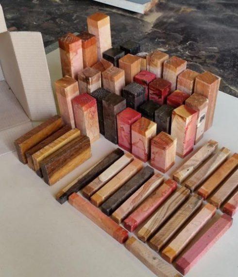 combo wood pack
