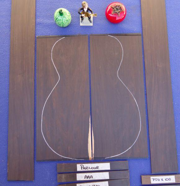 ABW Parlour guitar set