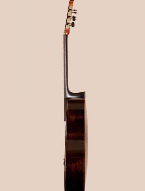 Canada-rompre-archtop-guitar-ABW-profile