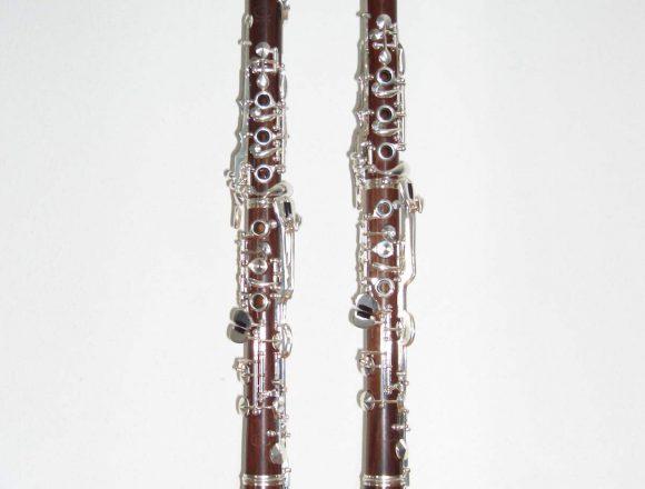 Clarinette Mopane W. Dietz, traité avec de l'huile de lin
