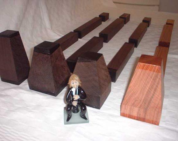 Clarinet & Oboe sets ABW & Mopane
