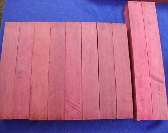 Pink ivory Musical grade 51x51x310 & 410