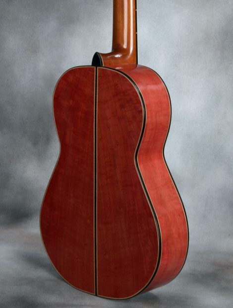Pink ivory back sides and neck Garth Picard (2)