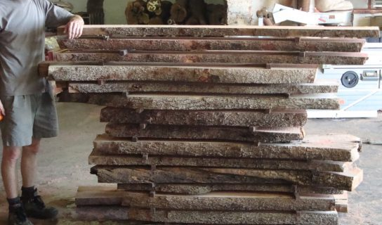 Quality of sawing of slabs