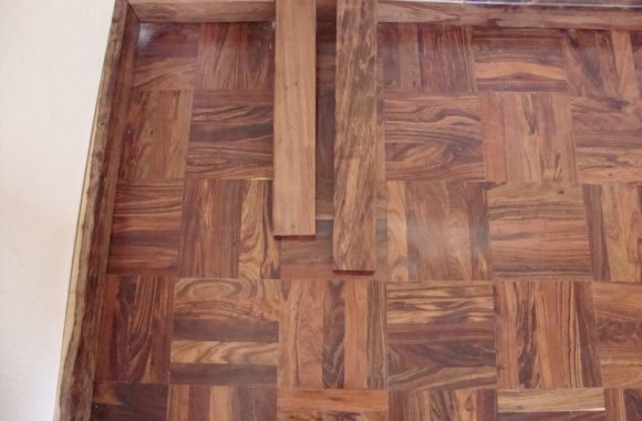 Tambotie - without sapwood with skirting