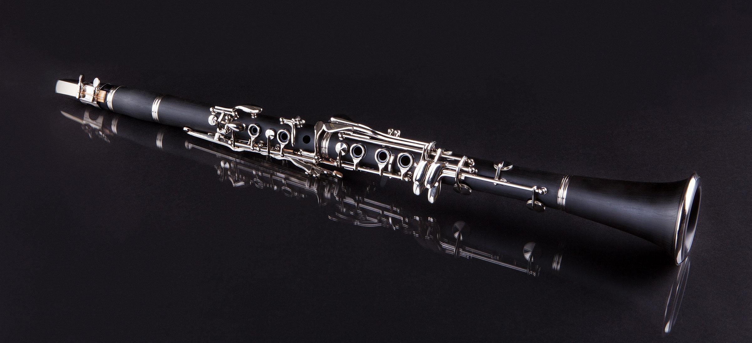 African blackwood clarinet