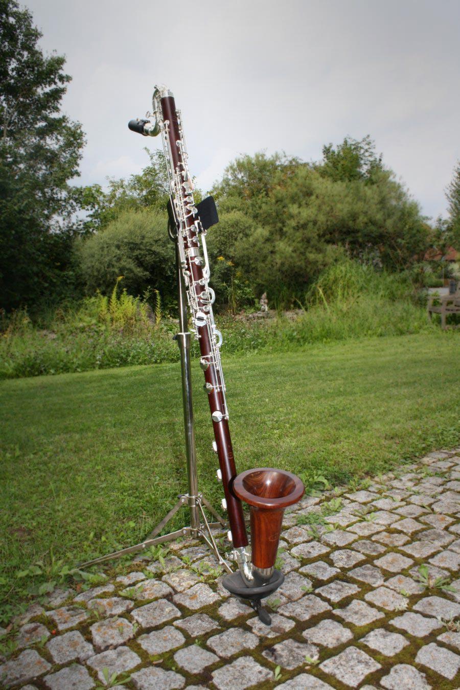 clarinet wood