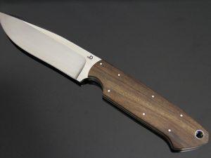 Tamboti knife handle