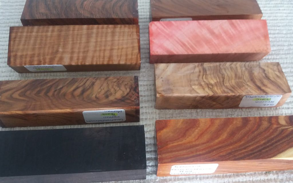 knife handle blanks