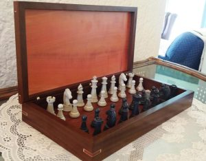 chess box and pieces